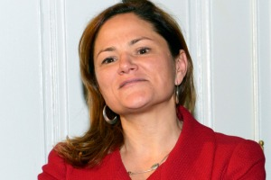 New York City Council woman Melissa Mark-Viverito, district 8 council member and Democrat in City Hall