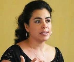 """Former"" DI officer Adriana Perez"