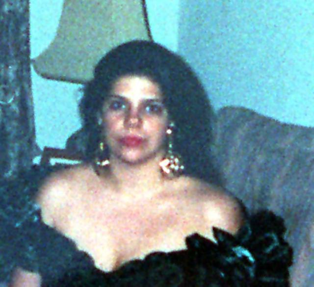 FILE--Cuban exiles Liliam Rosa Morales , shown here, and husband Manuel Ramirez were murdered in an execution-style shooting in Coral Gables shortly after midnight on Feb. 2, 1995. CM GUERRERO / EL NUEVO HERALD STAFF