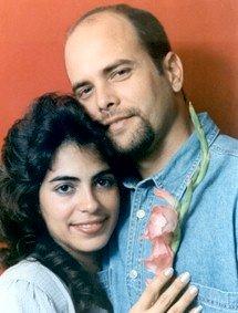 The husband-wife spy team of Adriana Perez and Gerardo Hernandez