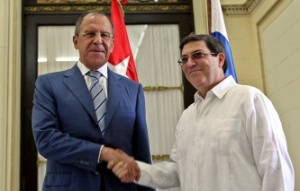 Russia's Foreign Minister Sergei Lavrov: 10% of Cuba's debt to Russia to be reinvested in Cuban economy