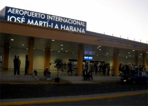 Terminal 2 of the Jose Marti International Airport in Havana. (Courtesy:  Havana Times)