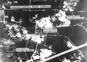 Lourdes Signals Intelligence (SIGINT) base in Cuba (Courtesy - Federation of American Scientists)