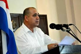 Minister of Public Health, Dr. Roberto Morales Ojeda