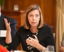 Directorate of Intelligence (DI) officer Josefina Vidal, thrown out of the US in May 2003 for espionage.