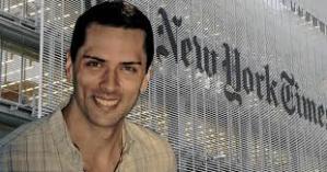 Colombian journalist Ernesto Londoño