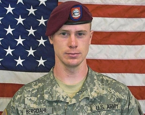 SGT. BOWE BERGDAHL RELEASED FROM CAPTIVITY IN AFGHANISTAN