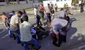 Cuban repression