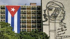 Headquarters of Cuba's dreaded Ministry of the Interior (MININT) [Photo -- Havana Times