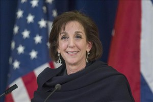 Assistant Secretary of State Roberta Jacobson