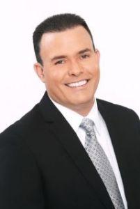 Univision 23 reporter Mario Vallejo