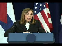 Directorate of Intelligence (DI) officer Josefina Vidal