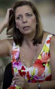 DI Officer Josefina Vidal