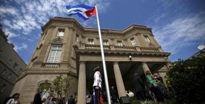 New Cuban Embassy