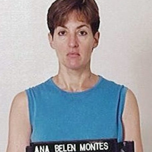 Convicted spy Ana Belen Montes