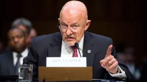 General James R. Clapper, the Director of National Intelligence (DNI)