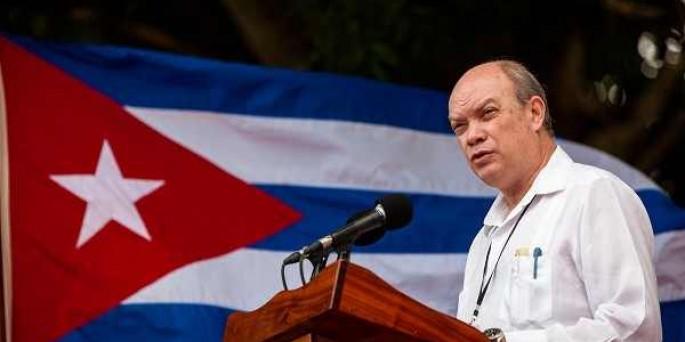 Image result for Cuban Minister Rodrigo Malmierca