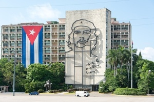Cuba's Ministry of the Interior -- home to its security and intelligence services