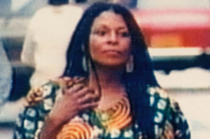 Assata Shakur - the former Joanne Chesimard.
