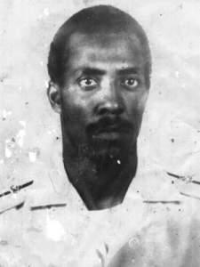 Cuban Navy Lieutenant Roberto Aguilar Reyes
